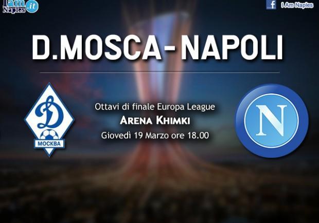 IN CASA DELL'AVVERSARIO – Turnover in campionato, la Dinamo schiera i migliori contro il Napoli