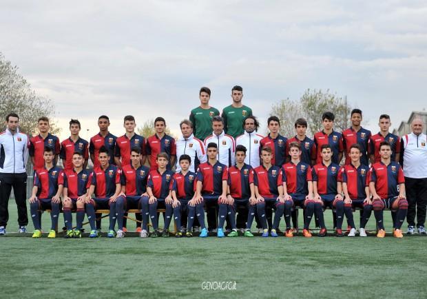 Giovanissimi Nazionali, il Genoa esordisce nella Manchester United Cup