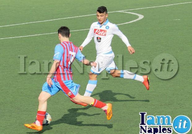 PHOTOGALLERY – Giovanissimi Nazionali: Napoli-Catania 1-0, ecco gli scatti di IamNaples.it