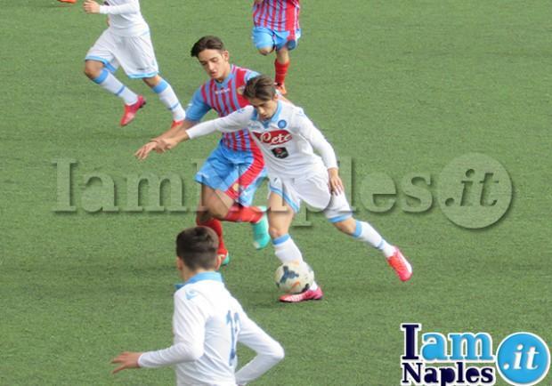 Giovanissimi Nazionali, Napoli-Catania 1-0: D'Andrea e Gaetano i migliori in campo, le pagelle di IamNaples.it