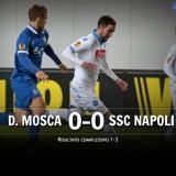 Dinamo Mosca-Napoli 0-0, le pagelle azzurre: Mertens il migliore, polveri bagnate per Higuain