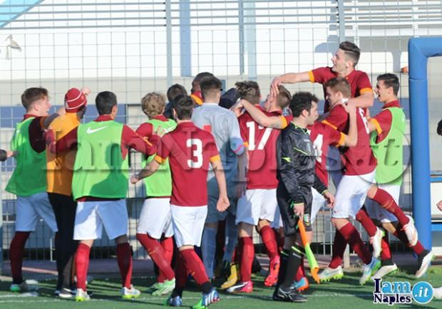 Allievi Nazionali – La Roma è campione d'Italia, battuto l'Empoli in finale con il risultato di 2 a 1