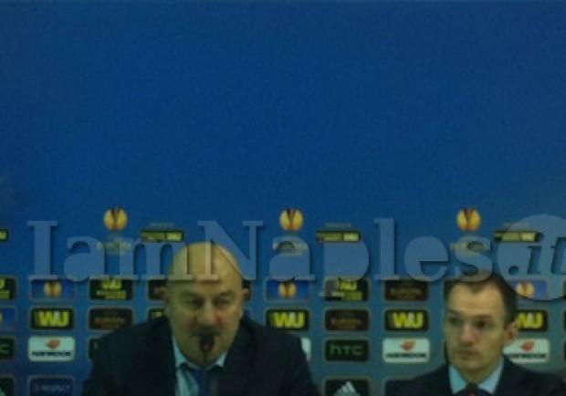 """Cherchesov e Samba in conferenza: """"Domani pronti a prenderci la rivincita. La qualificazione è alla portata"""""""
