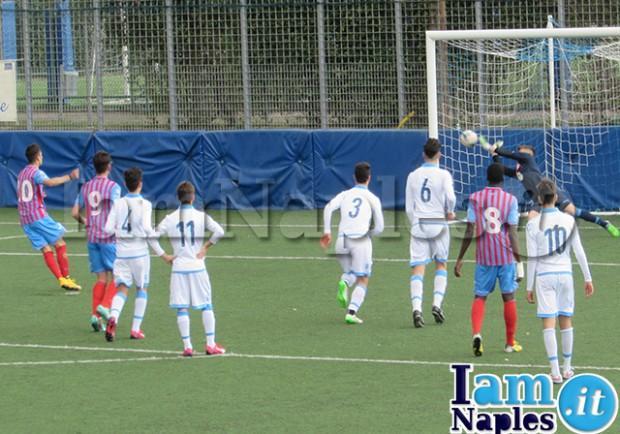 VIDEO ESCLUSIVO – Giovanissimi Nazionali, Napoli-Catania 1-0: gli highlights di IamNaples.it