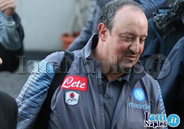 """Benitez, l'agente: """"C'è possibilità che venga in Italia, il rinnovo è un'opzione"""""""