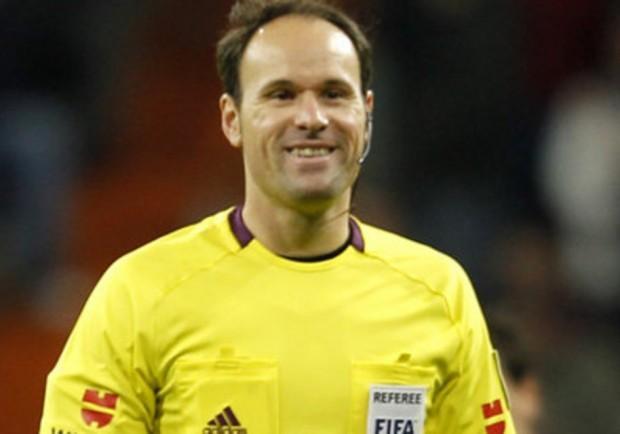 Manchester City-Napoli, arbitrerà lo spagnolo Lahoz