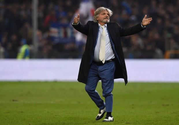 """Sampdoria-La Gumina, Ferrero attacca: """"Vederlo andare all'Empoli è una beffa. Non ci si comporta così"""""""