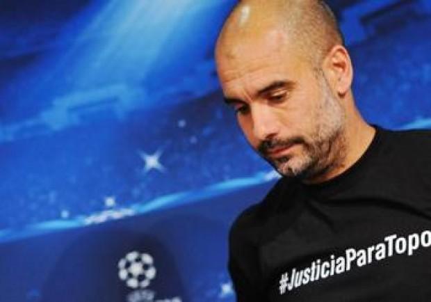 """Man. City, Guardiola: """"Se lo Shakhtar ha battuto il Napoli significa che è una squadra pericolosa"""""""