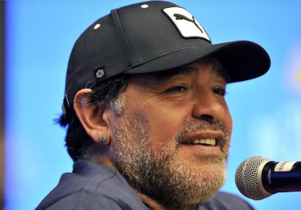 """Copa America, Maradona dice la sua: """"Contro il Cile non si perde neanche a bocce"""""""