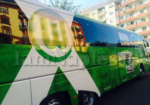 Nuova amichevole all'orizzonte per il Napoli di Ancelotti:  l'11 agosto gli azzurri potrebbero sfidare in trasferta il Wolfsburg