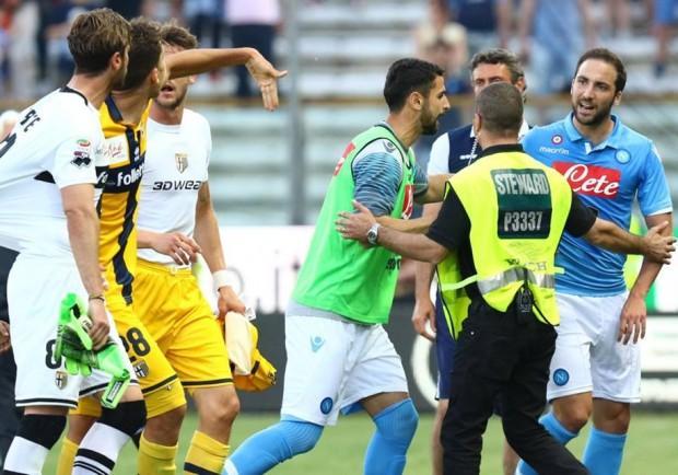 """Premium – Il Napoli rispedisce le accuse al mittente: """"Mai detto al Parma di perdere, se è vero facciano i nomi"""""""