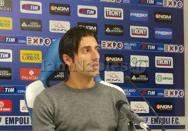 """Croce: """"Dirò sempre grazie a Sarri, merita una piazza come Napoli"""""""