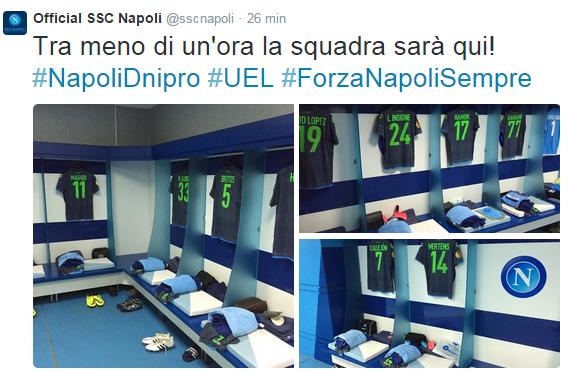 Tweet_Napoli_Dnipro