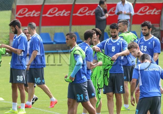 """Fantelli (Ass.Sport Dimaro): """"Stiamo cercando di esaudire la richiesta del Napoli per allungare il ritiro. C'è una curiosità.."""""""