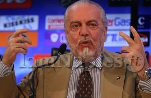 """De Laurentiis: """"Milik-Chievo, proveremo a convincere Arek. Guardiola? Mi preoccupano i suoi complimenti"""""""