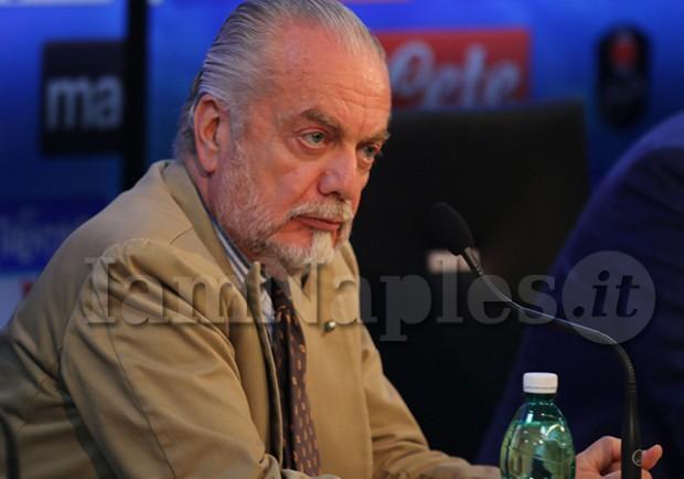 """Diritti TV, De Laurentiis è una furia all'Assemblea di Lega: """"Ritiro il Napoli!"""""""