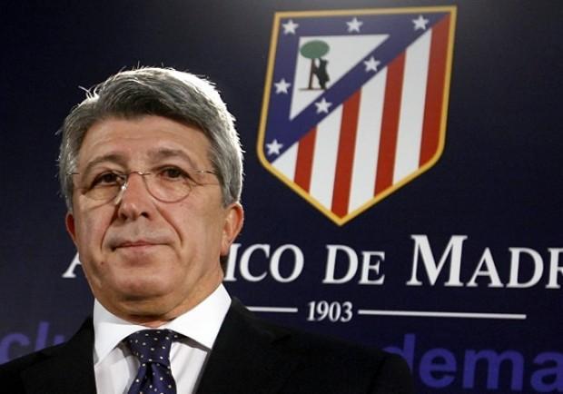 """Atletico Madrid, il presidente Cerezo: """"Rizzoli ha fatto male ieri, Simeone è il nostro segreto"""""""