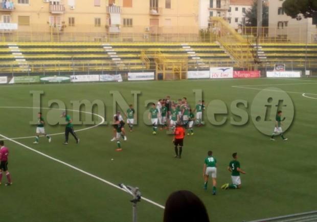 Finale Giovanissimi Regionali: Monteruscello-Mariano Keller 1-0, decide una rete di Giordano