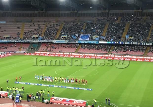 RILEGGI IL LIVE – Napoli-Milan 3-0 (70′ Hamsik, 73′ Higuain, 76′ Gabbiadini)