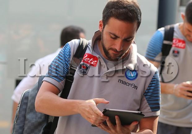 Gazzetta – Higuain medita l'addio. L'Atletico di Simeone destinazione preferita e Callejon…