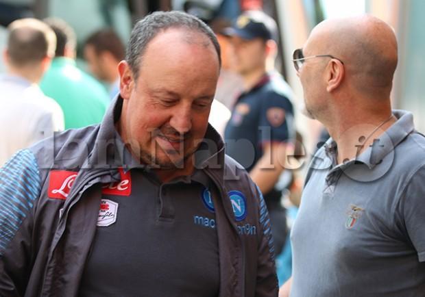 """Auriemma: """"Benitez sta trattando con il West Ham. L'allenatore spagnolo pronto a rinunciare.."""""""