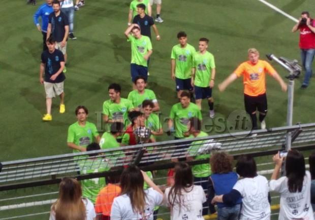 Sport Village campione nella categoria Allievi Regionali, sconfitta 2-1 la Boys Posillipo