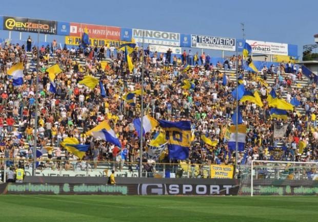 FOTO – I tifosi del Parma ricordano Ciro Esposito