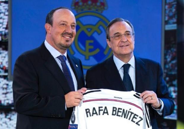 Curiosità – Benitez, insolita richiesta della dirigenza del Real. I blancos lo mettono… a dieta