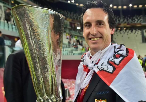 """Emery sul mancato passaggio al Napoli: """"La prima opzione è sempre stata la permanenza a Siviglia"""""""