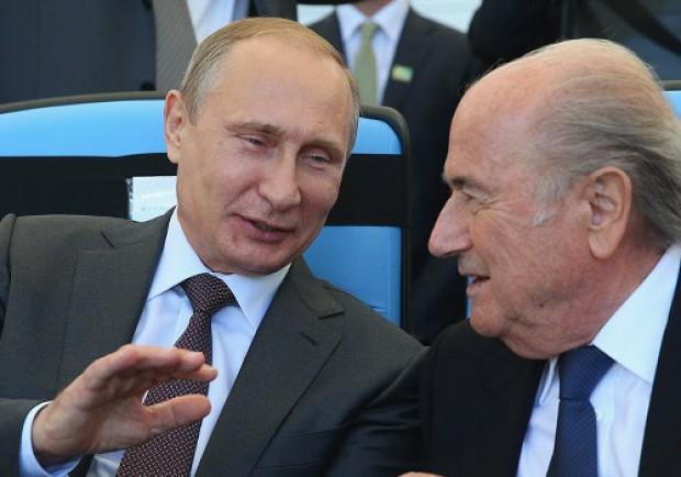 """Russia, Putin ringhia: """"Corretta l'assegnazione dei Mondiali 2018"""""""