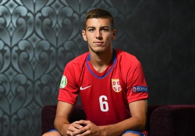 Napoli, interesse per il serbo Campione del Mondo Under 20, Srdan Babic