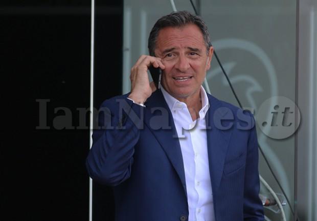 """Prandelli: """"Fa male non vedere l'Italia ai Mondiali. Ancelotti? Colpo clamoroso di De Laurentiis ma servono garanzie"""""""