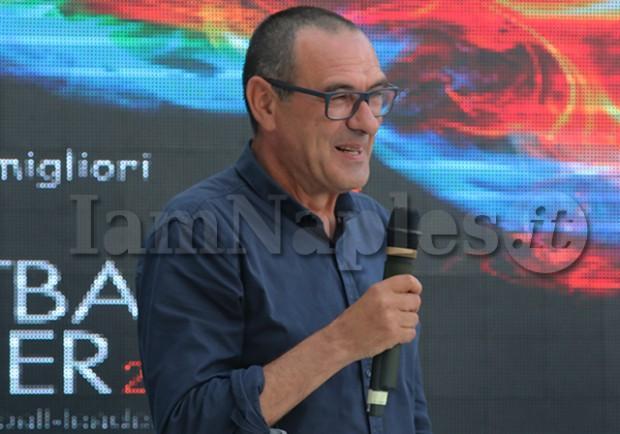 """Sarri: """"Sono felice di allenare il Napoli. La mia passione? Merito di Sacchi…"""""""
