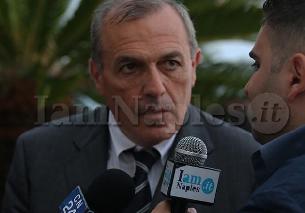 """Castori: """"Giuntoli ha meritato Napoli, sono sicuro che farà bene"""""""