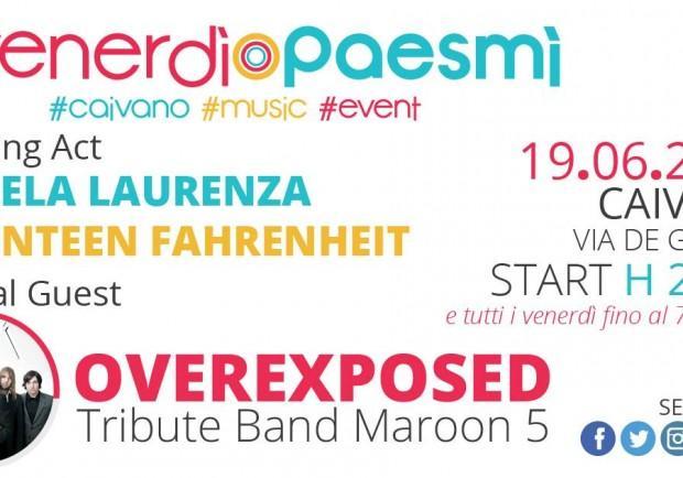 Riparte #venerdìopaesmì – #caivano #music #event