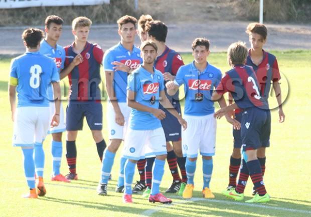 PHOTOGALLERY – Final Eight Giovanissimi: Napoli-Bologna 1-1, ecco gli scatti di IamNaples.it