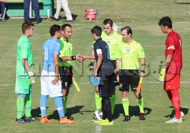 Final Eight, Giovanissimi Nazionali: Napoli-Inter 2-3, le pagelle di IamNaples.it