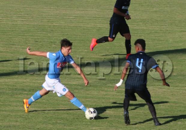 PHOTOGALLERY – Final Eight Giovanissimi Nazionali: Napoli-Inter 2-3, ecco gli scatti di IamNaples.it