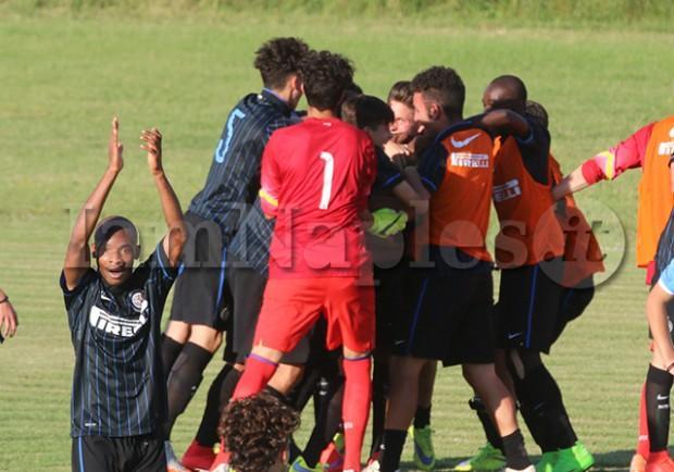 Giovanissimi Nazionali, l'Inter campione d'Italia: battuto il Parma 4-3 d.t.s.
