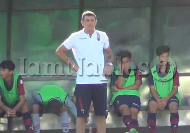 """ESCLUSIVA – Pagliuca (all. Giov. Naz. Bologna): """"Bilancio ottimo al mio primo anno da allenatore. Sul Napoli vi dico che…"""""""