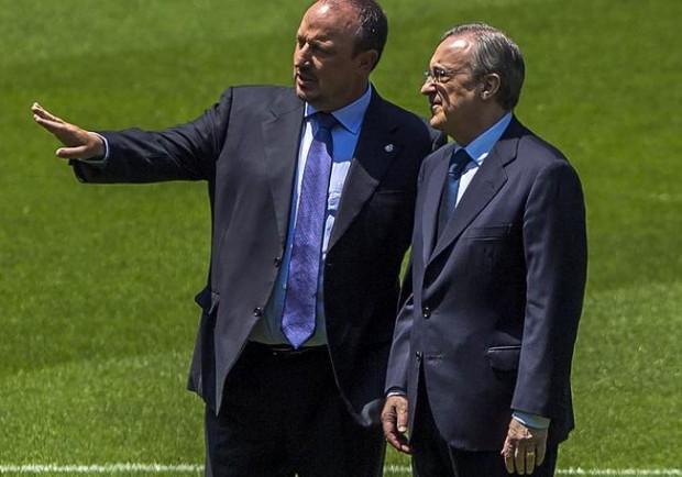 Bufera al Real Madrid per Sergio Ramos, ma Rafa Benitez vuole trattenerlo