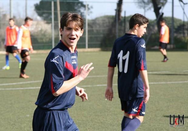 Tributo della Scuola Calcio Materdei a Luigi Leone, il 17enne morto a Mergellina