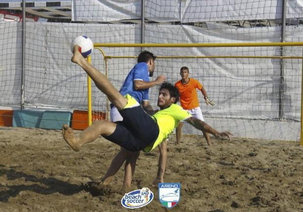 Termina la Beach Soccer LND Campania Arend: ecco i campioni