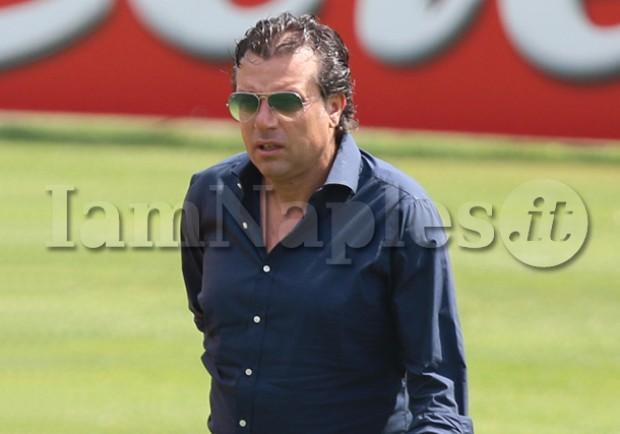 """Rai, Lollobrigida: """"Napoli, serve un difensore. Chiriches? Non convince. L'attacco è già forte"""""""