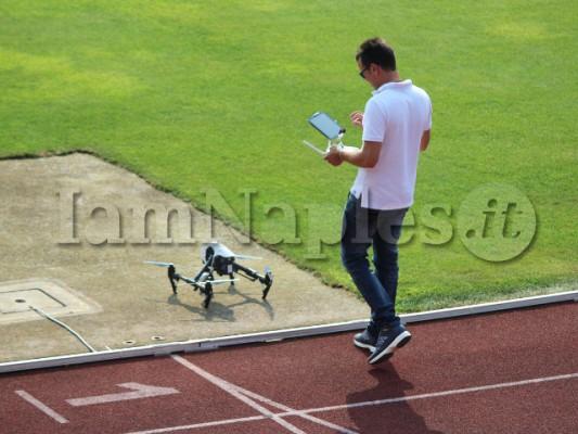 drone potenziato dimaro