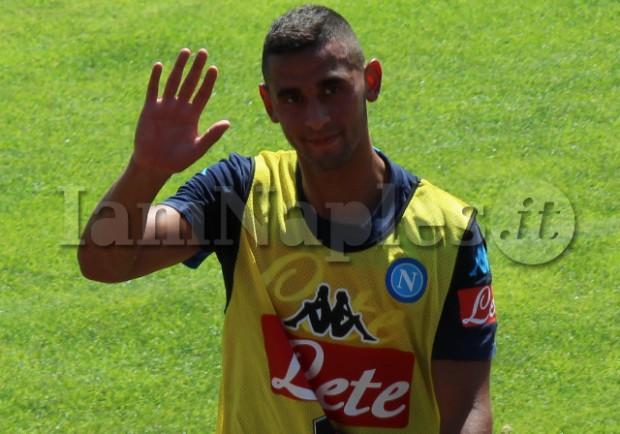 """Giuntoli: """"Ghoulam resta a Napoli. Per lui non è arrivata nessuna offerta"""""""