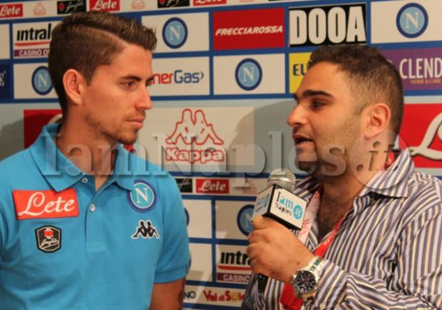 Alle 15:00 intervista esclusiva di Jorginho ad IamNaples.it