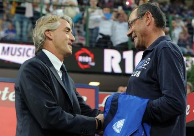 Un clamoroso scambio si prospetta sull'asse Napoli-Inter, a sorridere sarà Mancini?