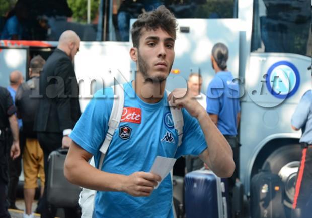 Il Napoli è arrivato a Dimaro, grande entusiasmo per Hamsik e Reina
