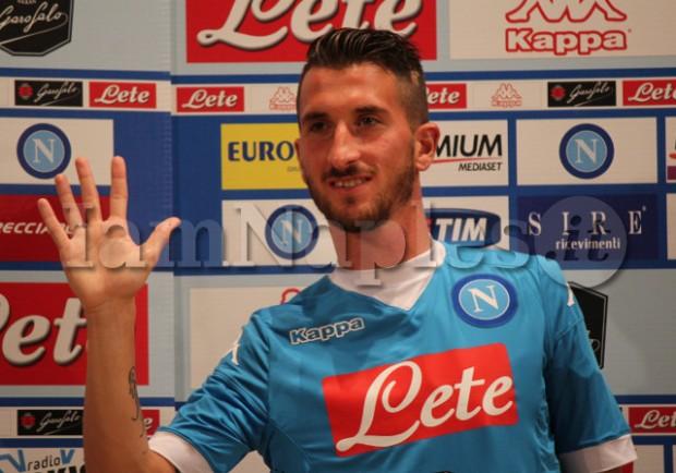 """Riccardo Giammarino: """"Valdiori scalpita, è grintoso e voglioso di giocarsi la sua possibilità al Napoli. Su Maksimovic…"""""""